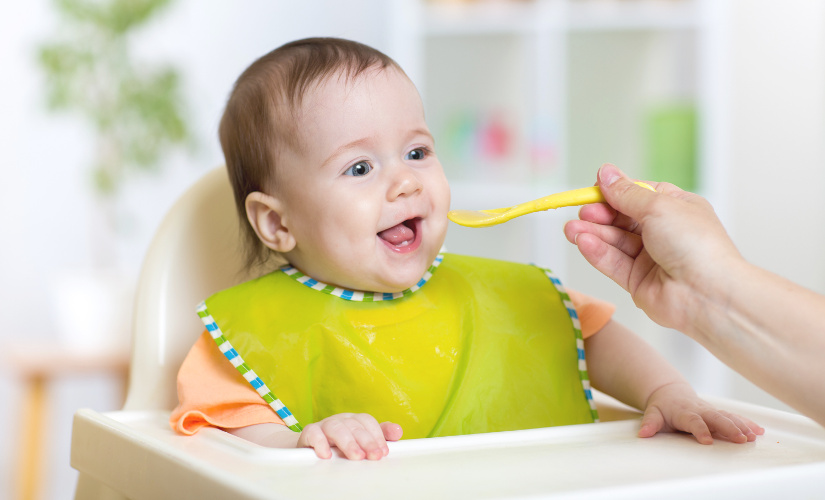 Best first foods for baby