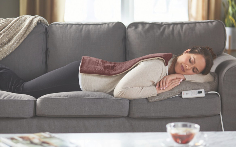 heating pad while pregnant
