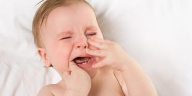 teething rash