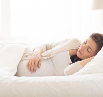 sleeping while pregnant