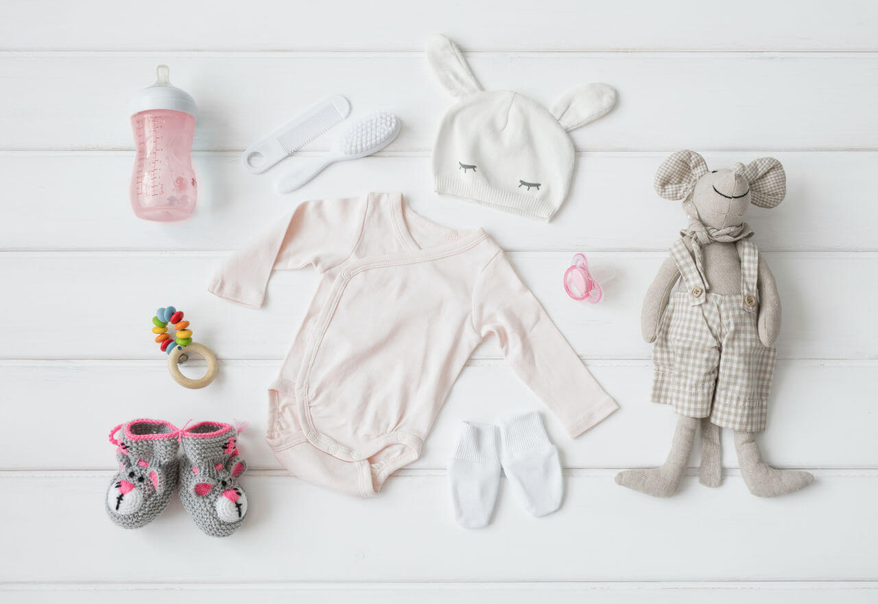 the basics of buying baby clothes